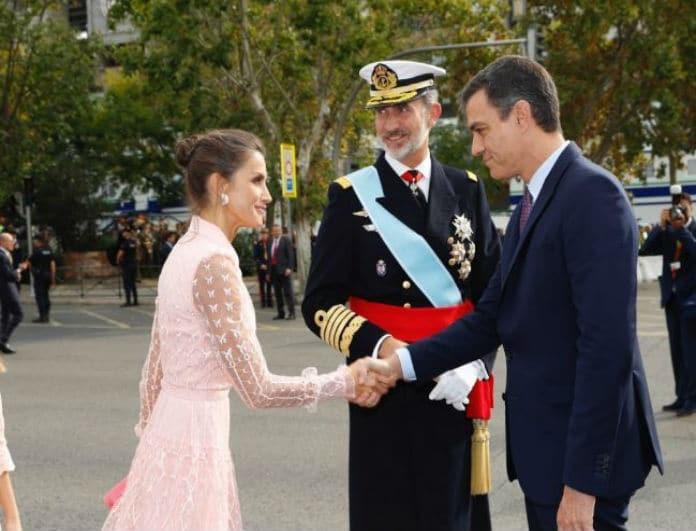 Η βασίλισσα Leticia φόρεσε το απόλυτο trend της σεζόν και τους τρέλανε όλους!
