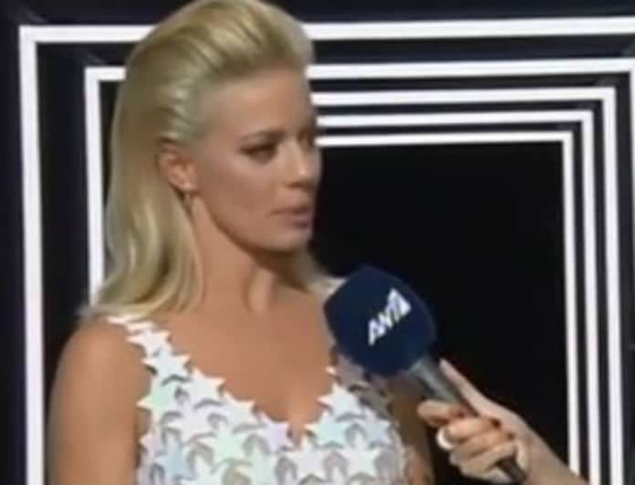 Έξαλλη η Ζέτα με δημοσίευμα - «Γιατί; με ξέρεις; γιατί τα λες όλα αυτά;»! (Βίντεο)