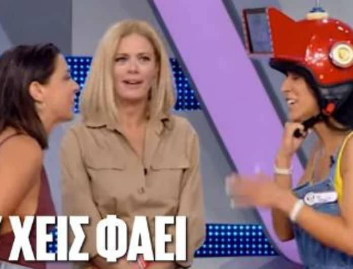 Ζέτα Μακρυπούλια: Έμεινε «παγωτό» με ατάκα στο Ρουκ - Ζουκ! «Μου έχεις φάει την ψ...λη»!