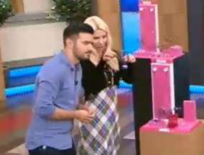 Γιάννης Τσιμιτσέλης: Το λαμπερό δώρο που δέχτηκε από την Ελένη για την Κατερίνα Γερονικολού!