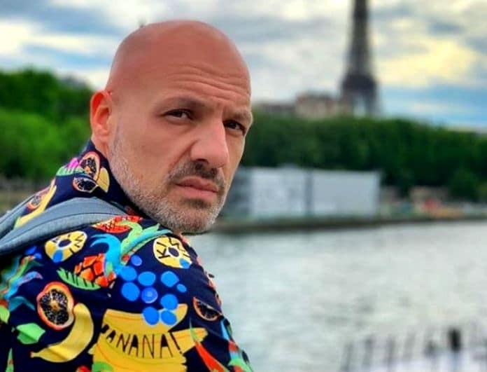 Νίκος Μουτσινάς: Στα