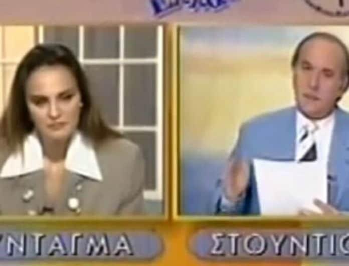 Γιώργος Παπαδάκης: Είδαμε το πρώην τηλεοπτικό του ταίρι μετά από πολλά χρόνια! Έτσι είναι σήμερα!