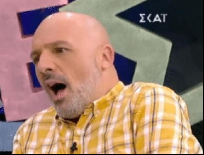Δημήτρης Παπανώτας: Η αποκάλυψη που άφησε άφωνο τον Μουτσινά!(Βίντεο)