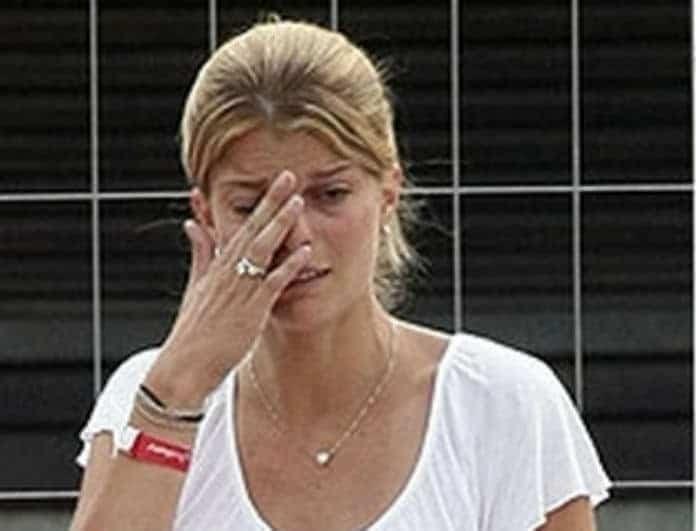 Αθηνά Ωνάση: Δεν μιλάει ποτέ για την μητέρα της! Η αποκάλυψη και τα κλάματα - «Την πλήγωνε που...»!