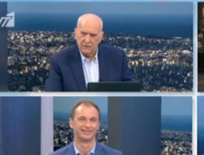 Γιώργος Παπαδάκης: Τους «τρέλανε» όλους! «Είσαι άσχετος! Φύγε με τον πεοδείκτη»! (Βίντεο)