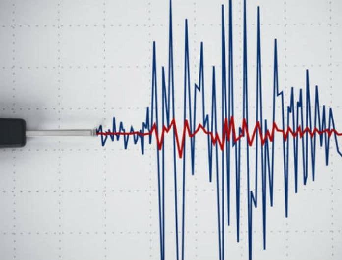 Σεισμός 3,4 Ρίχτερ! Που