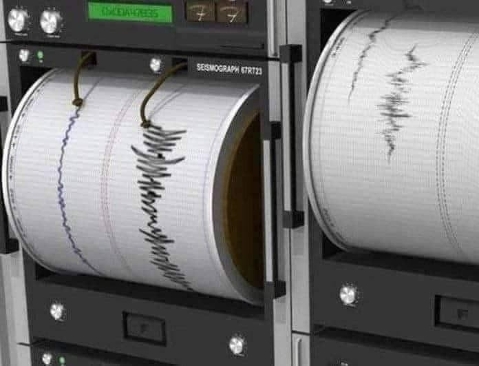 Σεισμός τώρα στην Αστυπάλαια!