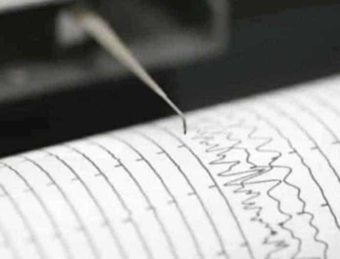 Σεισμός 4 Ρίχτερ! Πού «χτύπησε» ο Εγκέλαδος;