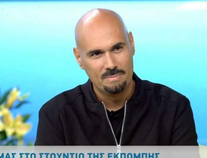 Δημήτρης Σκουλός: Συγκινήθηκε on air! Η εξομολόγηση για την άτυχη εγκυμοσύνη της συζύγου του!