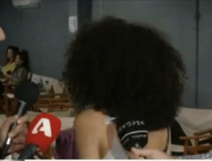 Μαρία Σολωμού: Άκουσε το όνομα του Μουζουράκη και τους γύρισε πλάτη και έφυγε! (Βίντεο)