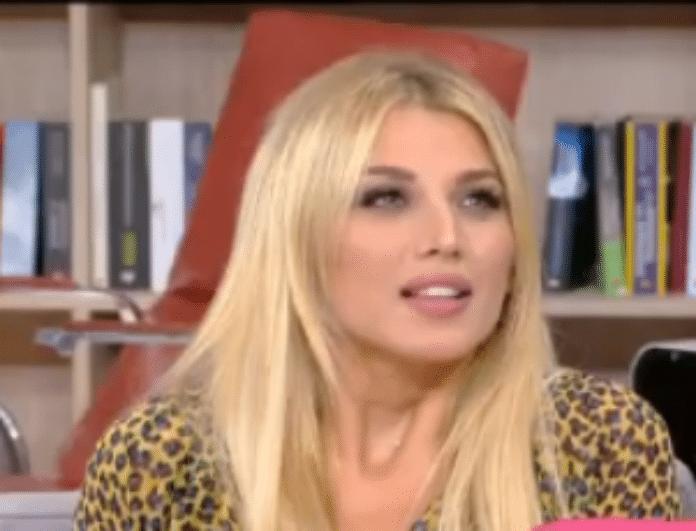 Κωνσταντίνα Σπυροπούλου: Αποκαλύπτει αν θα είναι παρουσιάστρια του νέου κύκλου του My Style Rocks! (Βίντεο)