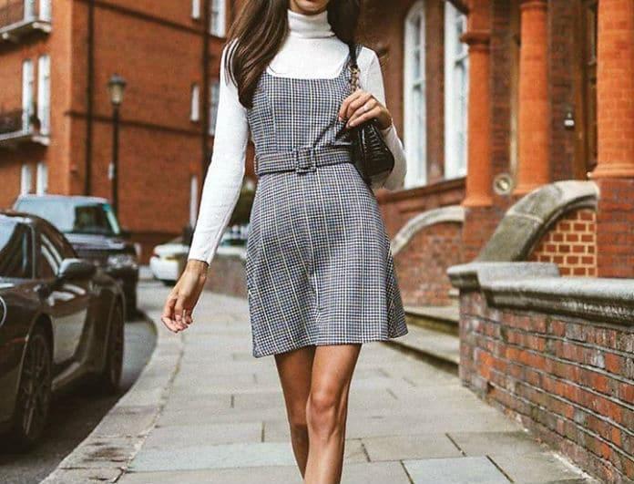 Ζιβάγκο και μίνι φόρεμα! Ο απόλυτος συνδυασμός του χειμώνα - Έτσι μπορείς να τον πετύχεις και εσύ!