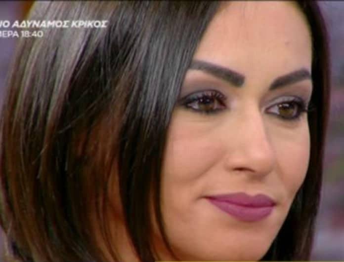 Μαρία Τζινέρη: Δάκρυσε on air! «Η μητέρα μου με εγκατέλειψε όταν ήμουν δύο ετών»!