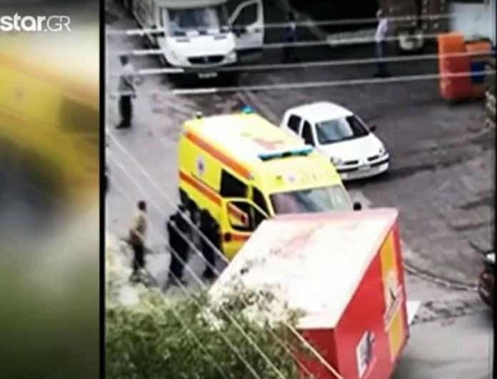 Σκληρό βίντεο: Το ντοκουμέντο από τον τραγικό θάνατο οδηγού στην Ηλιούπολη!