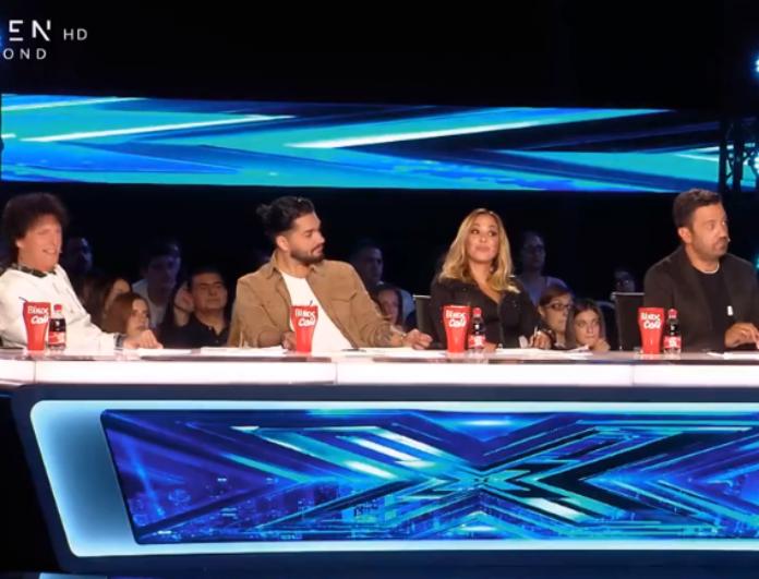 X-Factor: Έκανε το ακατόρθωτο ο Γιώργος Θεοφάνους! «Πάντρεψε» δύο συγκροτήματα! (Βίντεο)
