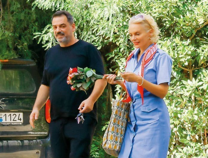 Έλενα Χριστοπούλου - Αποστόλης Κώτσης: Έκαναν το επόμενο βήμα στη σχέση τους! Σε πελάγη ευτυχίας...
