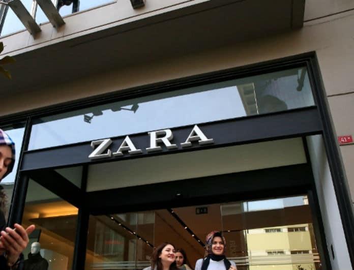 Zara: Σαρώνει σε πωλήσεις αυτό το oversized πορτοκαλί τζάκετ! Βγαίνει και σε μαύρο!