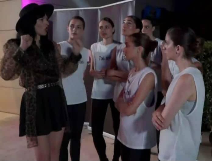 GNTM: Παίκτρια «έθαψε» την Ζενεβιέβ για μια παρατήρηση που έκανε! (Βίντεο)