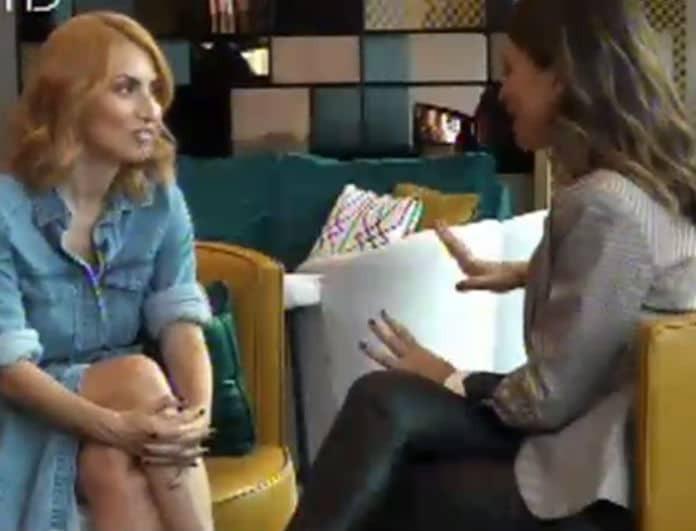 Μαρία Ηλιάκη: Μιλάει ανοικτά και αποκαλύπτει αν είναι έγκυος!