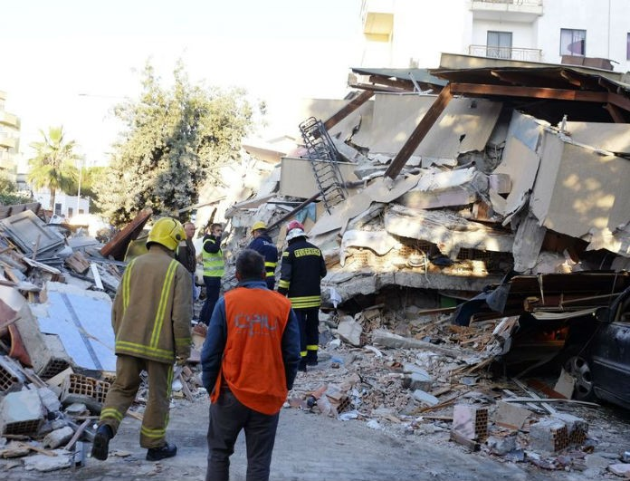 Ραγδαίες εξελίξεις με το σεισμό στην Αλβανία! Όλο και αυξάνονται οι νεκροί!