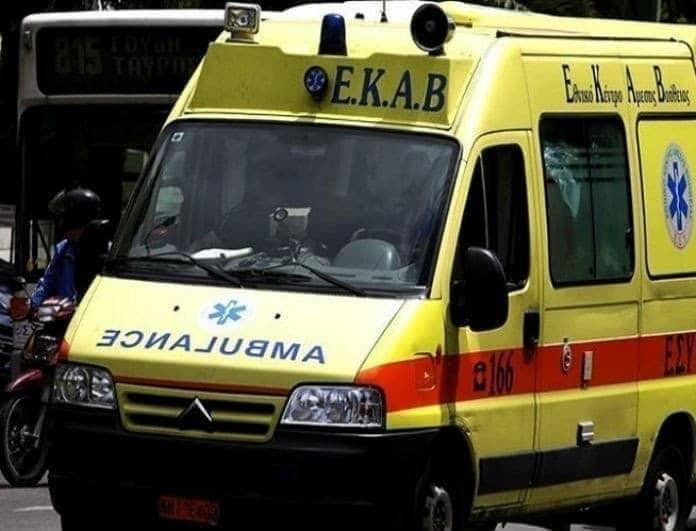 Σοκ στην Πάτρα! 12χρονο αγόρι έπεσε από φωταγωγό! Ποια η κατάσταση του;
