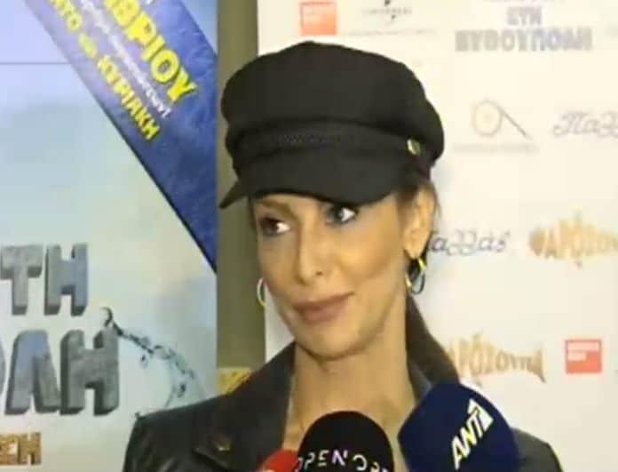 Η Μπέττυ Μαγγίρα απαντά στις φήμες που τη θέλουν να παρουσιάζει το «My Style Rocks»!