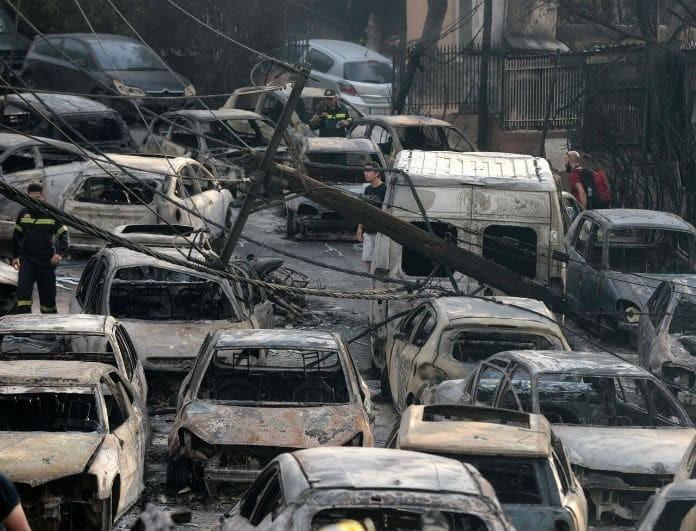 Φονική πυρκαγιά στο Μάτι: «Έσκασαν» νέες μηνύσεις για την τραγωδία!