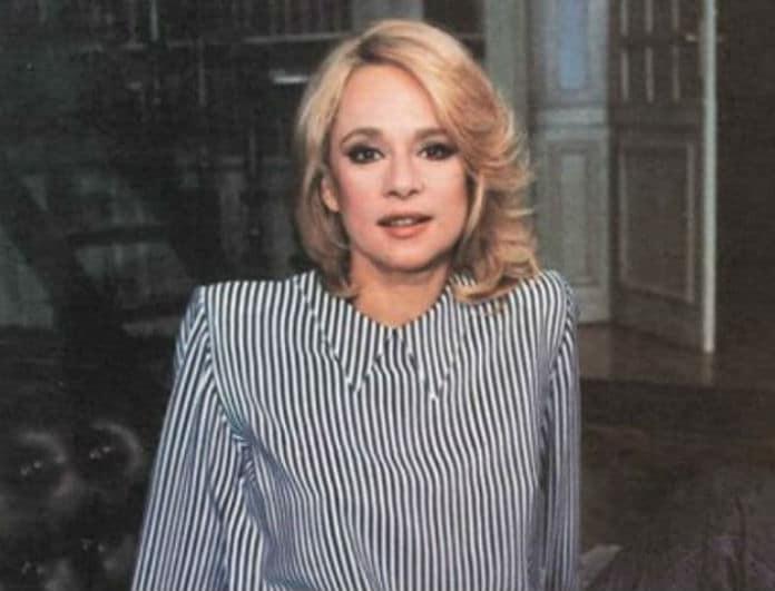 Αλίκη Βουγιουκλάκη: Σε αυτό το σημείο πονούσε από τον καρκίνο! Ο πόνος που αγνόησε και την «μόλυνε»!
