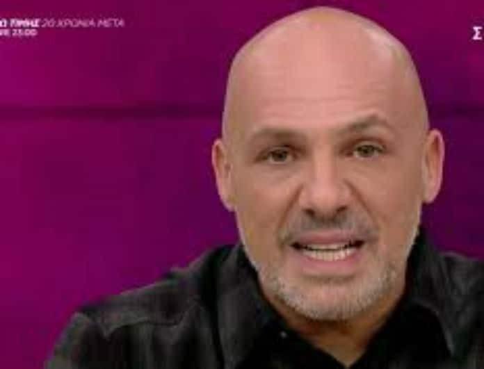 Νίκος Μουτσινάς: Αυτό είναι το πρόγραμμα που τον