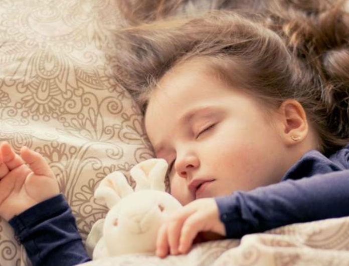 Το παιδί σας βλέπει εφιάλτες; Δώστε τέλος στα άσχημα όνειρά του με αυτόν τον τρόπο!