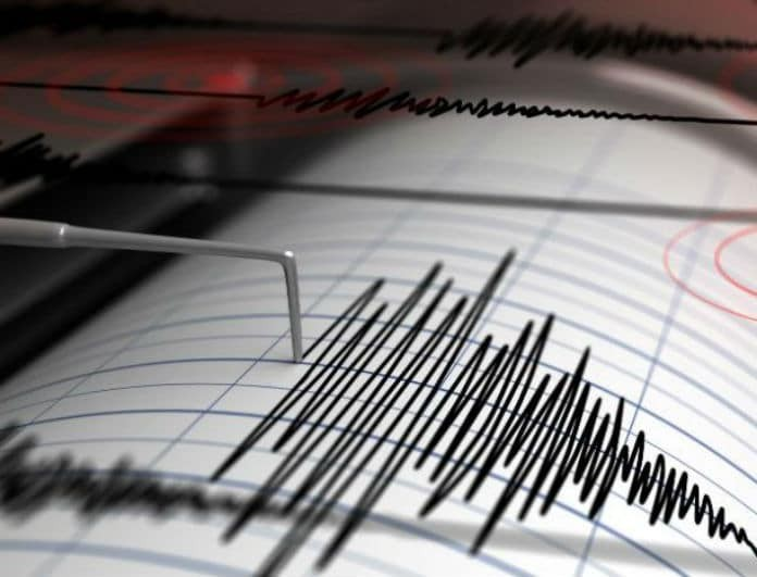 Έκτακτο: Δυνατός σεισμός 5 Ρίχτερ!