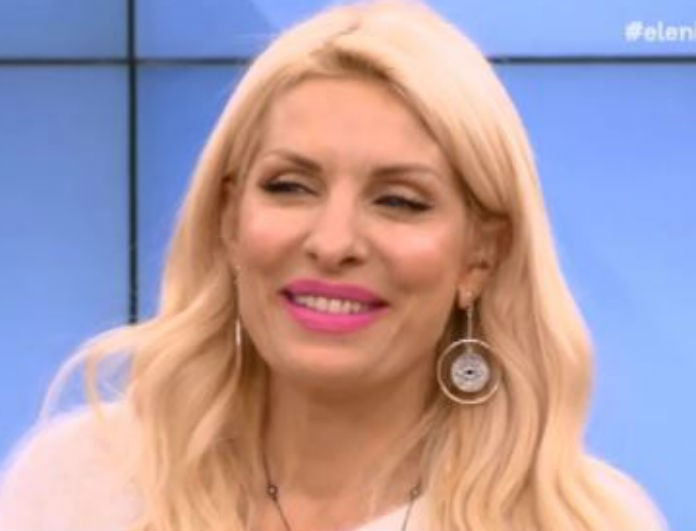 Ελένη: Έτσι θα περάσει η παρουσιάστρια την γιορτή της κόρης της! Τα τρυφερά λόγια...