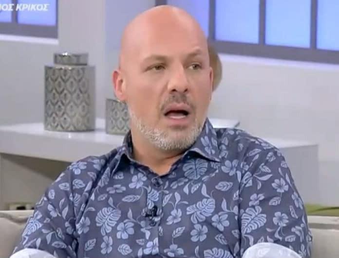 Νίκος Μουτσινάς: Η ανατριχιαστική εξομολόγησή! «Ήταν όλα γκρίζα...»