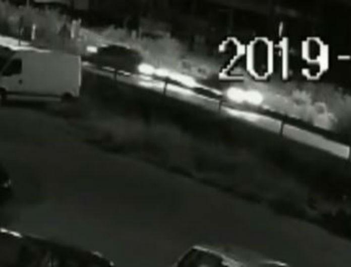 Βίντεο σοκ από τη στιγμή της σύγκρουσης στη Λαμία που κόστισε τη ζωή του 37χρονου πατέρα!