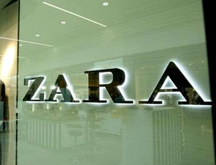 Zara: Αυτό το γκρι φόρεμα από την νέα συλλογή έρχεται από άλλη χώρα! Θα περπατάς και θα σε κοιτάζουν όλοι!
