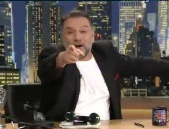 Γρηγόρης Αρναούτογλου: Κάλεσε τον Νίκο στον αέρα και τον προκάλεσε στο πιο επικό «Loquita Challegne»!