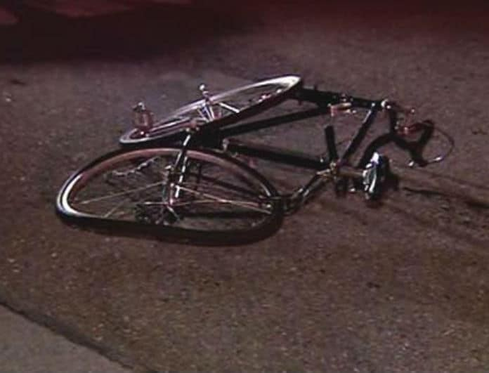 Θλίψη! Νεκρός ποδηλάτης σε τροχαίο στην Ηλεία!