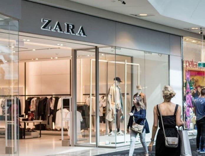 Zara: Με αυτήν την τσάντα από τη νέα συλλογή θα λάμπεις όλο το βράδυ! Δε θα την αφήνεις από τα χέρια σου!