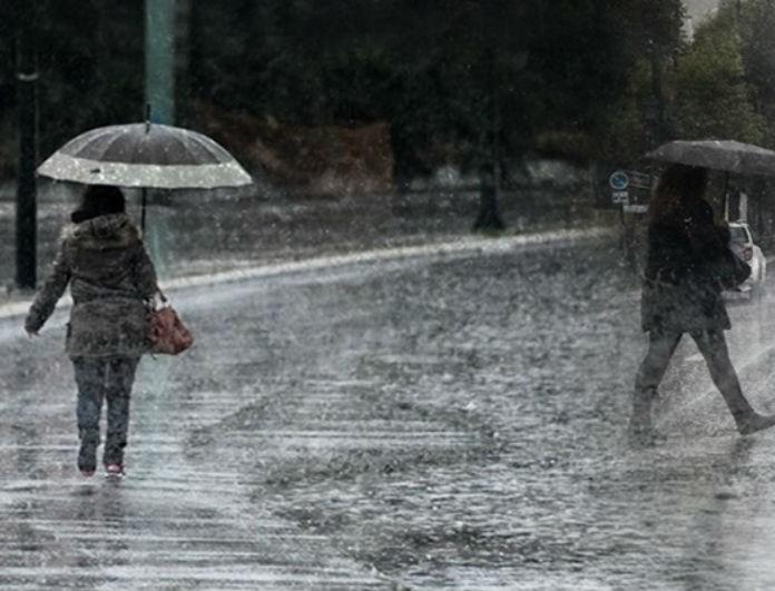 Καιρός σήμερα: Αλλαγή σκηνικού! Τοπικές βροχές και πτώση της θερμοκρασίας!