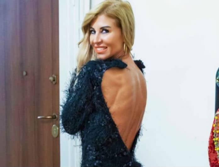 Ιωάννα Μιχαλέα: «Η επίσκεψη μου στο ατελιέ της σχεδιάστριας LOUKIA KYRIAKOU»