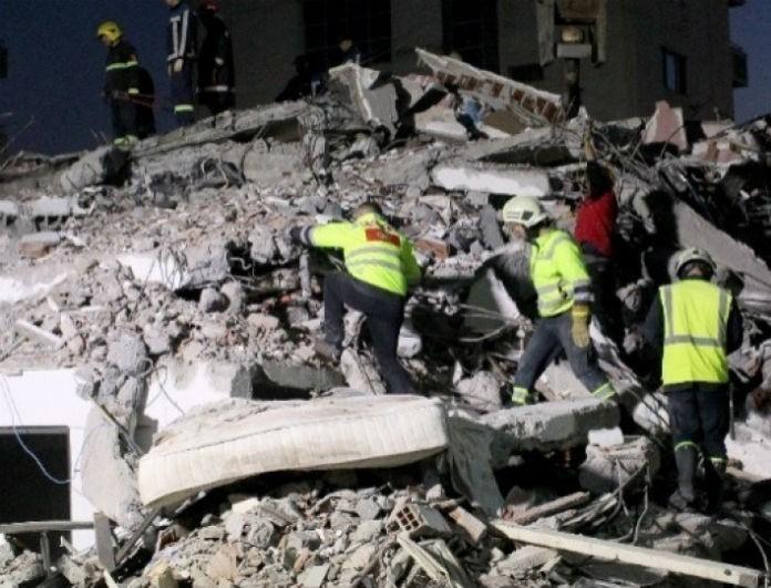 Αλβανία: Μετασεισμός 4,5 Ρίχτερ - Στους 47 έχουν φτάσει οι νεκροί!