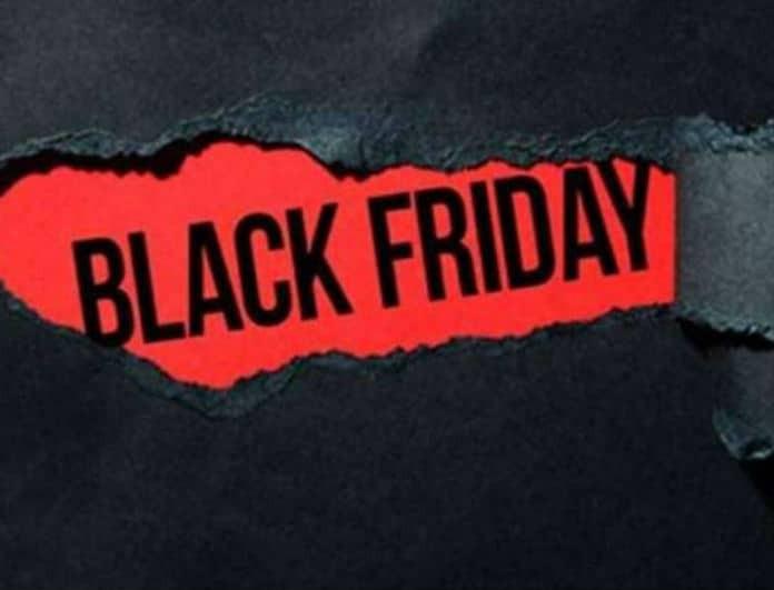 Black Friday: Αναλυτικά τα καταστήματα που θα συμμετέχουν!