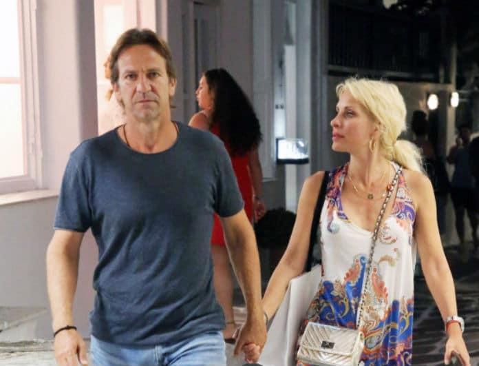 Ελένη Μενεγάκη - Ματέο Παντζόπουλος: Χαμογελούν ξανά μετά την καταστροφή του ξενοδοχείου τους! Η επίσημη ανακοίνωση...