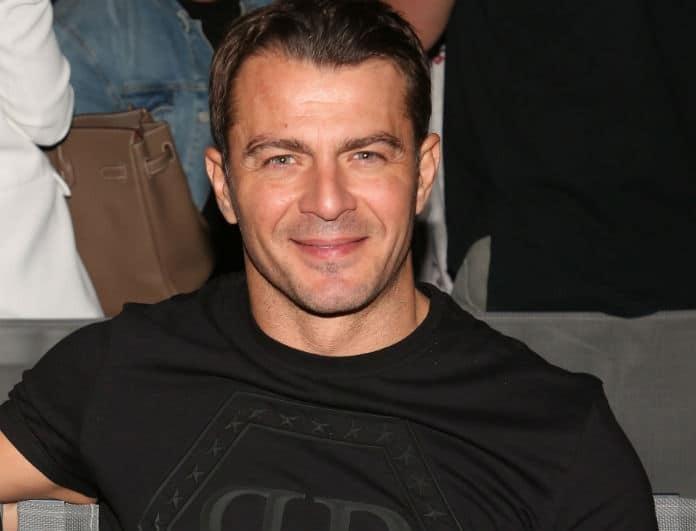 Γιώργος Αγγελόπουλος: Αυτός είναι ο μικρότερος αδερφός του! Πόσο μοιάζουν στο πρόσωπο;