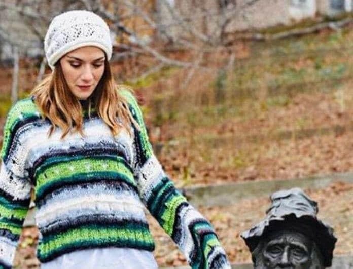 Βάσω Λασκαράκη: Σοκάρει η εικόνα της! Με σκισμένα ρούχα και σημάδια στο σώμα της!