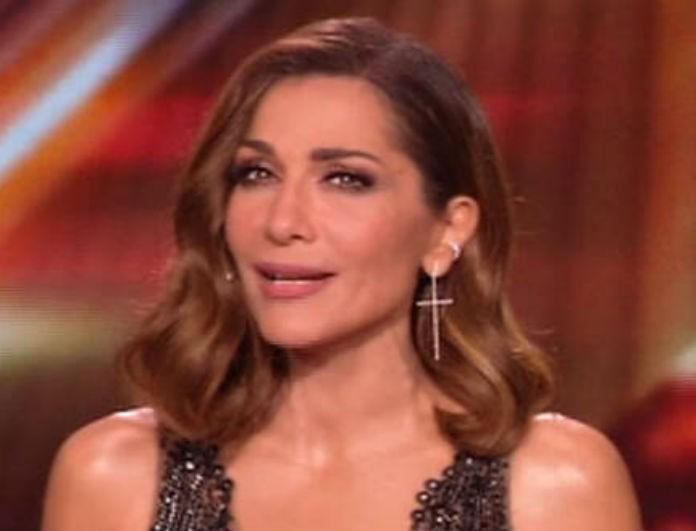 X-factor: Η φαντασμαγορική εμφάνιση της Δέσποινας Βανδή και το παράπονο που της εξέφρασαν!