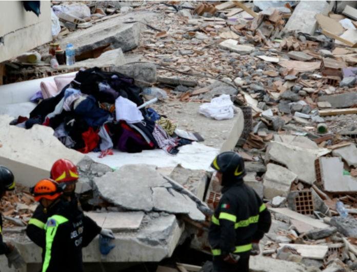 Σεισμός στην Αλβανία: Αυξάνεται ο αριθμός των νεκρών! Τι αναφέρουν οι πληροφορίες;