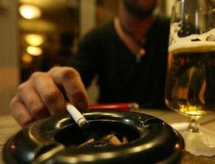 Αντικαπνιστικός νόμος: Κόπηκαν τα πρώτα «τσουχτερά» πρόστιμα! Φτάνουν έως και τα 3.000 ευρώ!
