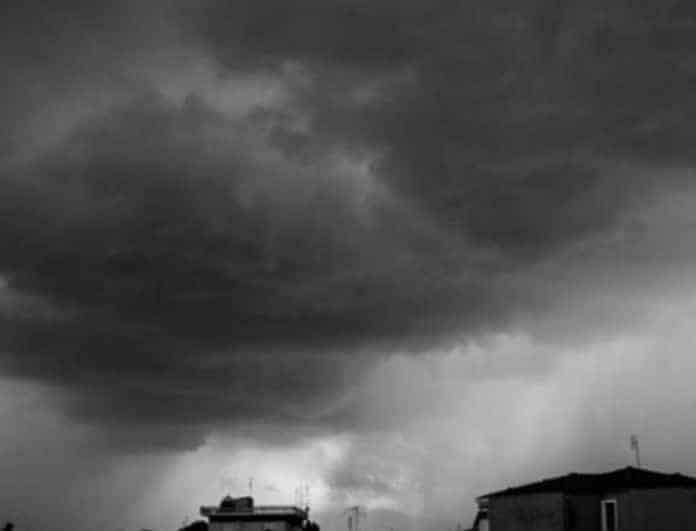 Έκτακτο δελτίο καιρού: Έρχονται σφοδρές καταιγίδες από αύριο - Κακοκαιρία και στην Αττική!