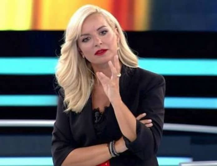 Μαρία Μπεκατώρου: Έριξε